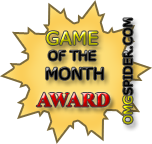Game of the Month Award